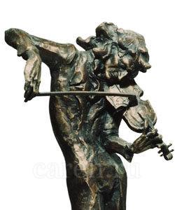 "Скульптура ""Paganini"""