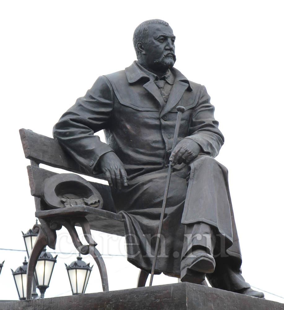 "Памятник ""Александр Иванович Куприн"""