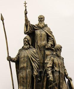 Сергий Радонежский, Пересвет и Ослябя