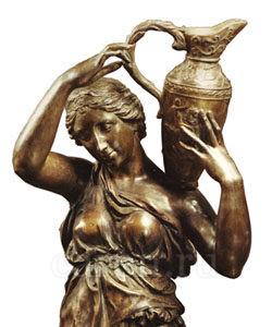 Скульптурная композиция Источник