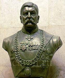 "Памятник ""Алабин Петр Владимирович"""