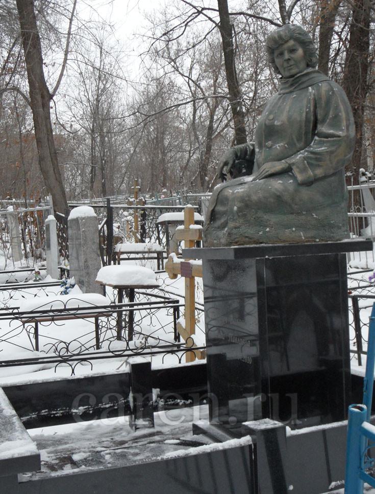"""Надгробие """"V.P. Ottovich"""""""