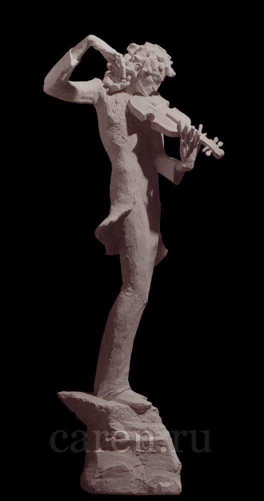 "Скульптурная композиция ""Paganini"""