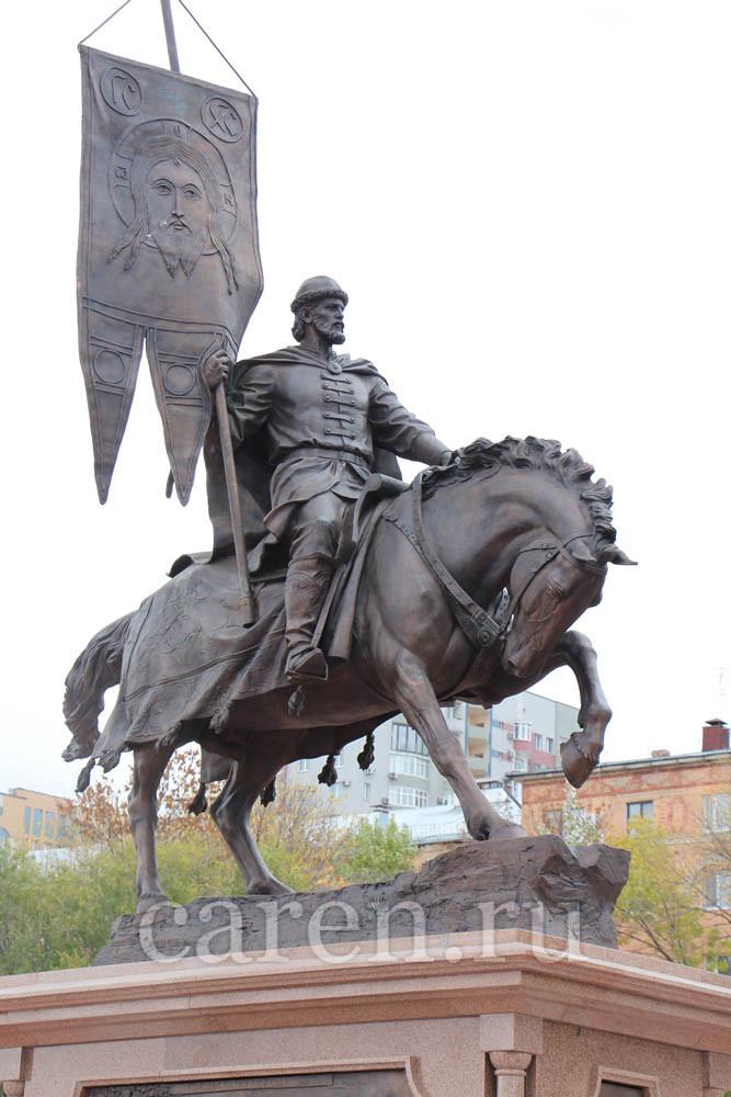 """Памятник """"Князь Григорий Засекин"""""""