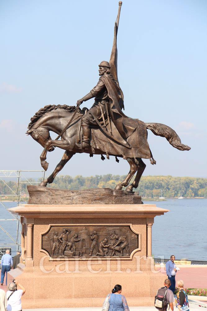 """Памятник """"Prince Grigory Zasekin"""""""