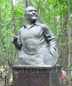 Надгробие Сергееву Николаю Ивановичу