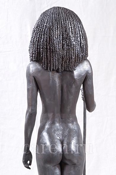 """Скульптурная композиция Ню """"Cybele's priestess"""""""