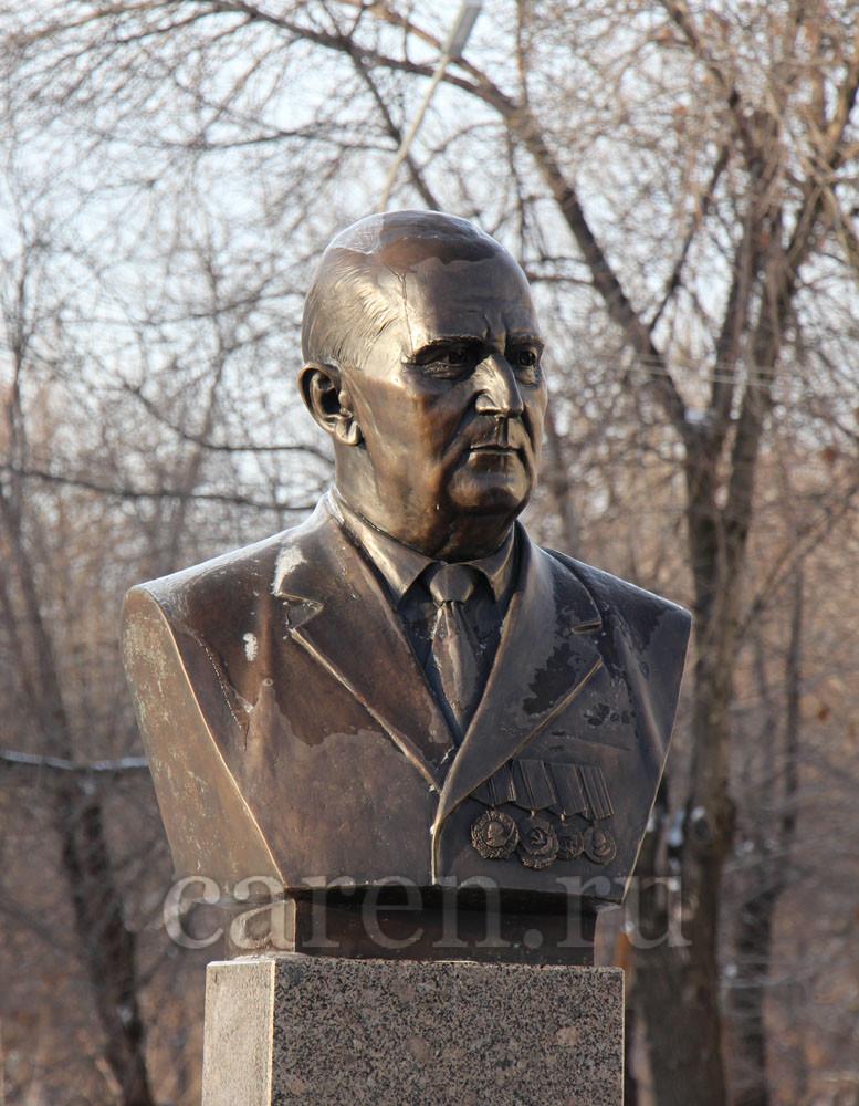 """Памятник """"Узункоян П.Н."""""""