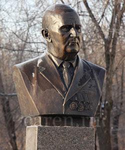"Памятник ""Uzunkojan P.N."""