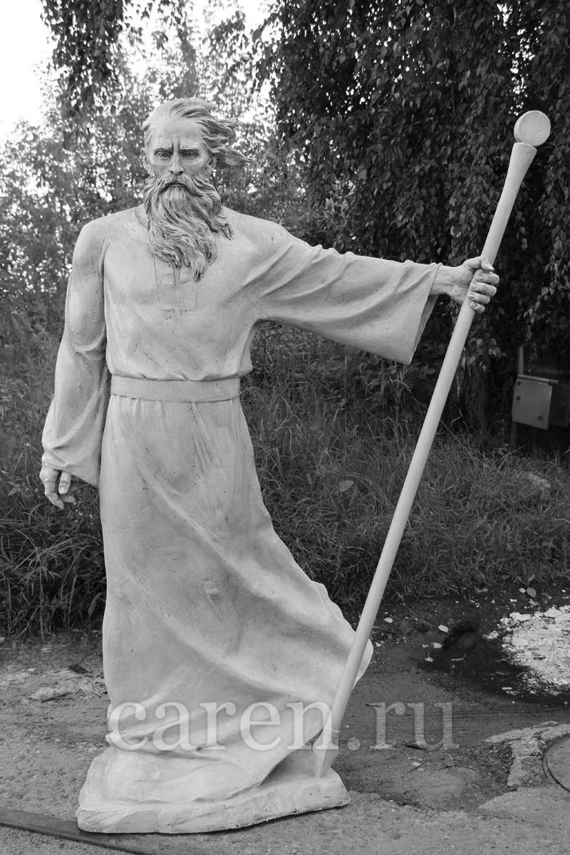 """Памятник """"Стрибог"""""""