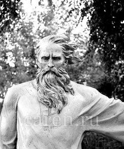 """Памятник """"Stribog"""""""