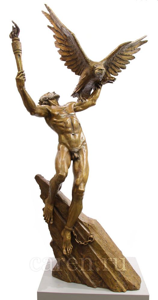 """Скульптурная композиция """"Prometheus"""""""
