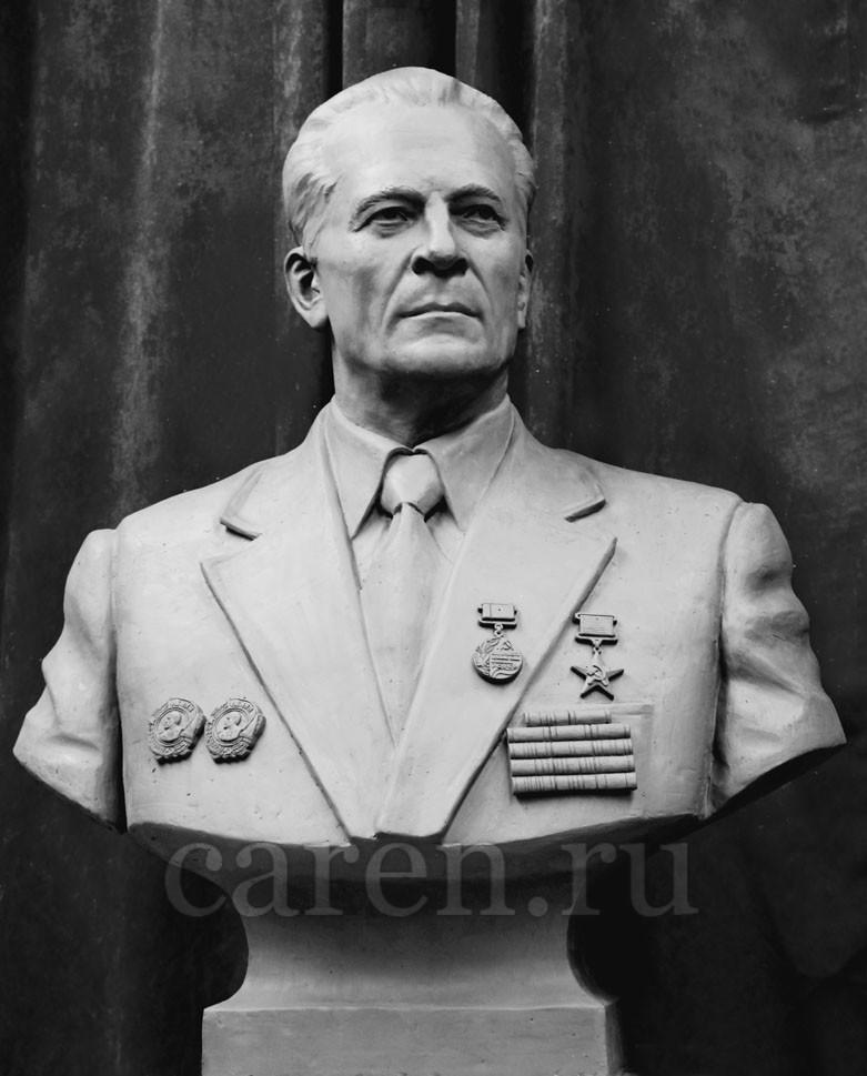 """Бюст """"Лукачев В.П."""""""