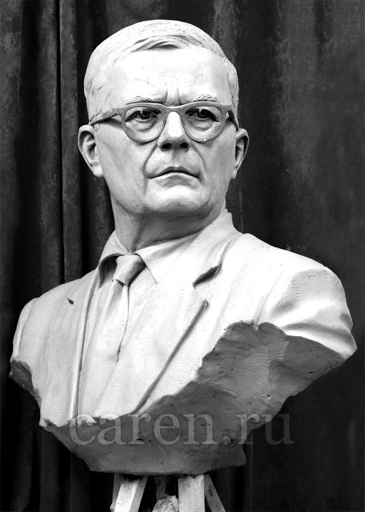 "Бюст ""Shostakovich D.D."""