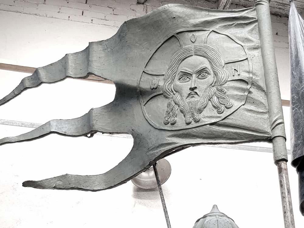 """Скульптура """"Alexander Nevsky"""""""